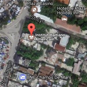 Haitian-American Institute Location