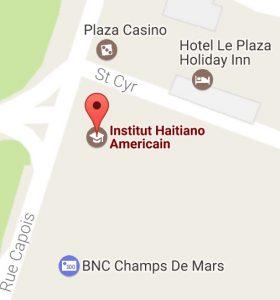 Haitian-American Institute Location