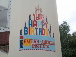HAI 75th Birthday Cake